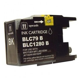 Brother LC1280 XXL NEGRO COMPATIBLE