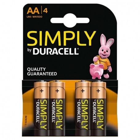 Duracell Alcalinas AA LR6...