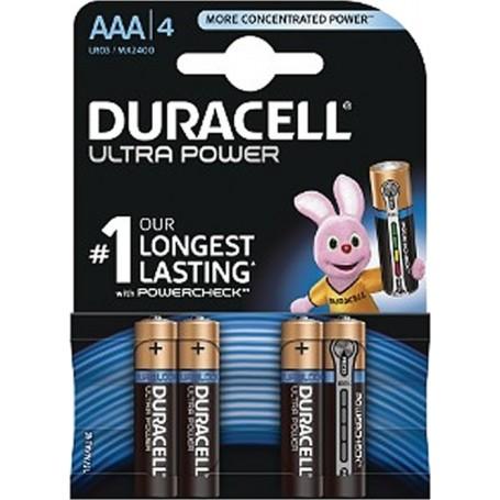 Duracell Alcalinas AAA LR03...
