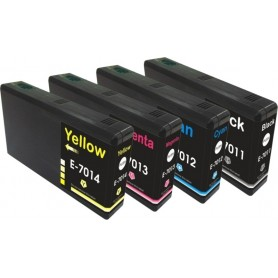 Epson T7015 PACK 12 COMPATIBLE