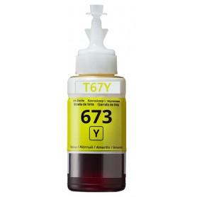 Epson T6734 AMARILLO COMPATIBLE