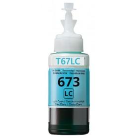 Epson T6735 LIGHT CIAN COMPATIBLE