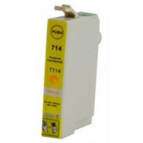 Epson T0714 AMARILLO COMPATIBLE