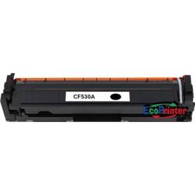 HP CF530A NEGRO COMPATIBLE Pro M154 M154A M154NW MFP M180 M180n M181 M181fw CF531A CF532A CF533A 205A