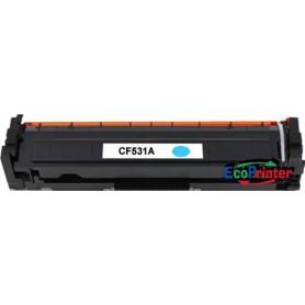 HP CF531A CIAN COMPATIBLE Pro M154 M154A M154NW MFP M180 M180n M181 M181fw CF531A CF532A CF533A 205A
