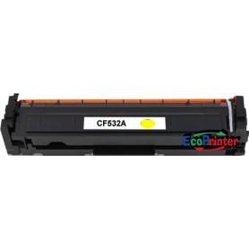 HP CF532A AMARILLO COMPATIBLE Pro M154 M154A M154NW MFP M180 M180n M181 M181fw CF531A CF532A CF533A 205A