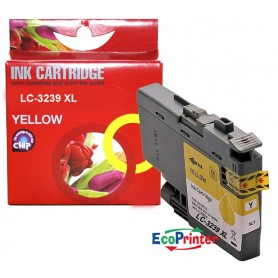 Brother LC-3239 XL AMARILLO COMPATIBLE