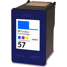 HP 57 COLOR COMPATIBLE