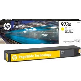 HP 973 X AMARILLO ORIGINAL