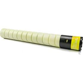 RICOH AFICIO MP-C3003 / MP-C3503 AMARILLO COMPATIBLE