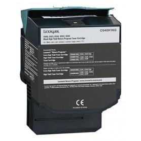 LEXMARK CS310, CS410, CS510 NEGRO COMPATIBLE