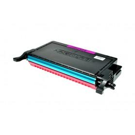SAMSUNG CLP-660 MAGENTA COMPATIBLE CLP610 CLP660 CLX6200 CLX6210 CLX6240 CLP-610 CLX-6200 CLX-6210 CLX-6240