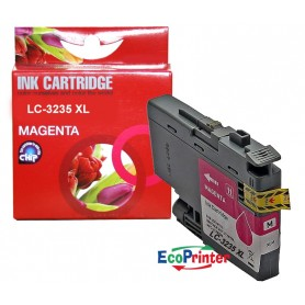Brother LC-3235 XL MAGENTA COMPATIBLE