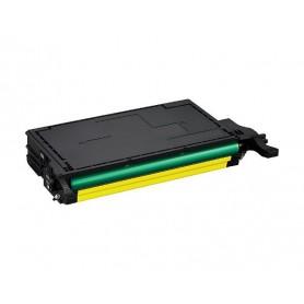 SAMSUNG CLP-660 AMARILLO COMPATIBLE CLP610 CLP660 CLX6200 CLX6210 CLX6240 CLP-610 CLX-6200 CLX-6210 CLX-6240