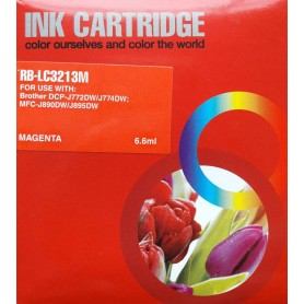 Brother LC3213 / LC3211 MAGENTA COMPATIBLE