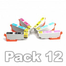 Epson T24 PACK 12 COMPATIBLE