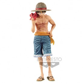 Figura Monkey D Luffy One Piece Magazine Vol 2 A