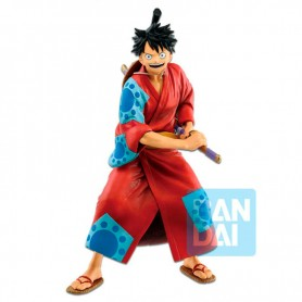 Figura Monkey D. Luffy Japanese style One Piece 25cm