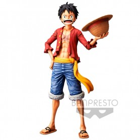 Figura Grandista Nero Monkey D. Luffy One Piece 28cm