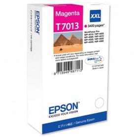 Epson T7013 MAGENTA ORIGINAL