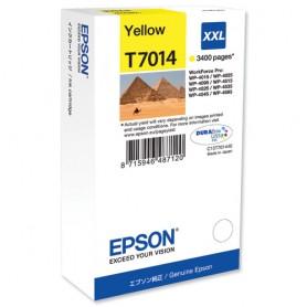 Epson T7014 AMARILLO ORIGINAL