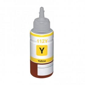Epson 112 AMARILLO COMPATIBLE