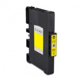 RICOH GC41Y AMARILLO COMPATIBLE