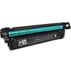 HP CE250X NEGRO COMPATIBLE CP3525 CP3525X CP3525DN CP3525N CM3530 CM3530FS CM1530 CE250A CE251A CE252A CE253A