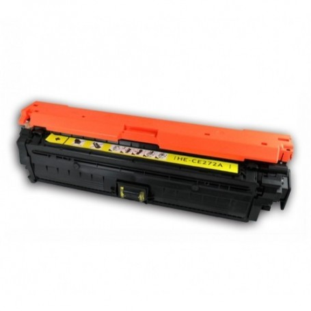 HP CE272A AMARILLO COMPATIBLE