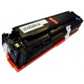 HP CE320A NEGRO COMPATIBLE Pro CM1410 CM1415 CM1415FN CM1415FNW CP1525 CP1525N CP1525NW CE320A CE321A CE322A CE323A