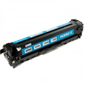 HP CE321A CIAN COMPATIBLE Pro CM1410 CM1415 CM1415FN CM1415FNW CP1525 CP1525N CP1525NW CE320A CE321A CE322A CE323A