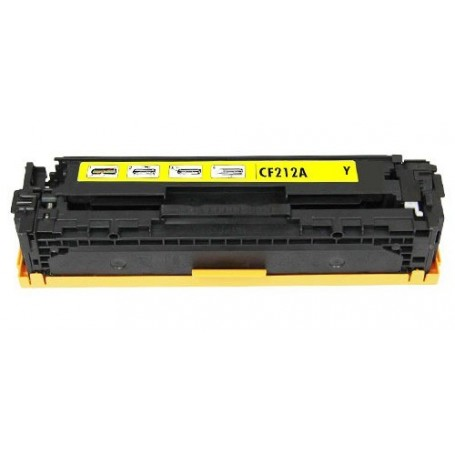 HP CF212A AMARILLO COMPATIBLE