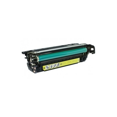 HP CF032A AMARILLO COMPATIBLE