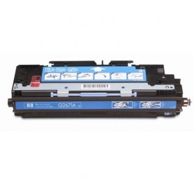 HP Q2681A CIAN COMPATIBLE LaserJet 3700 3700DN 3700DTN 3700N Q2670A Q2681A Q2682A Q2683A