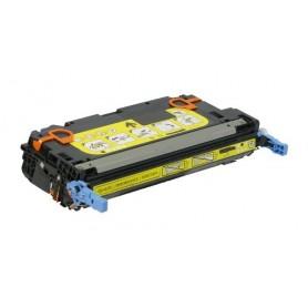 HP Q6472A AMARILLO COMPATIBLE LaserJet 3600 3600DN 3600N Q6470A Q6471A Q6472A Q6473A