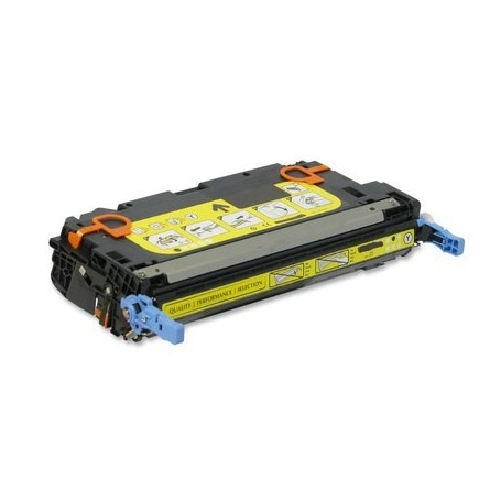 HP Q7582A AMARILLO COMPATIBLE