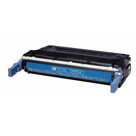 HP C9721A CIAN COMPATIBLE