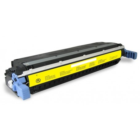 HP C9732A AMARILLO COMPATIBLE