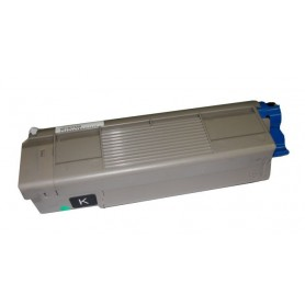 OKI C5650 / C5750 NEGRO COMPATIBLE C5650 C5650DN C5650N C5750 C5750DN C5750N
