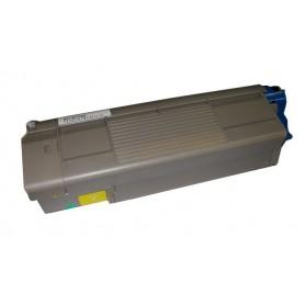 OKI C5650 / C5750 AMARILLO COMPATIBLE C5650 C5650DN C5650N C5750 C5750DN C5750N