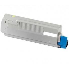 OKI C5600 / C5700 AMARILLO COMPATIBLE C5600DN C5600N C5700DN C5700N