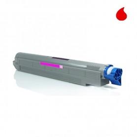 OKI C9600 MAGENTA COMPATIBLE C9600DN C9600HN C9600N C9650 C9650DN C9650N C9800 C9800GA C9800HDN C9800HN C9850 C9850