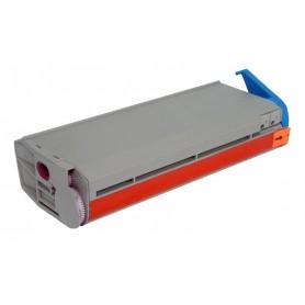 OKI C7100 MAGENTA COMPATIBLE C7100 C7300 C7350 C7400 C7500 C7550